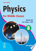 Physics For Middle Class-8