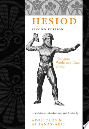 Download Hesiod Free PDF Books - Free PDF