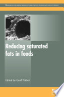 Reducing Saturated Fats in Foods