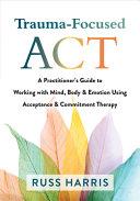 Trauma Focused ACT Book