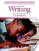 NAEP 1998 writing state report for California