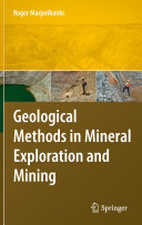 Geological Methods in Mineral Exploration and Mining Book