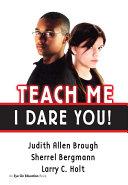 Teach Me, I Dare You! Pdf/ePub eBook