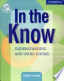 In the Know