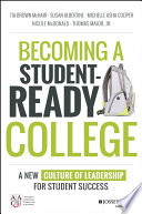 Becoming a Student Ready College