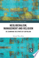 Neoliberalism, Management and Religion