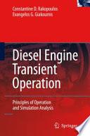 Diesel Engine Transient Operation