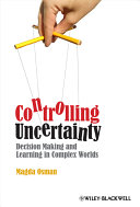 Controlling Uncertainty