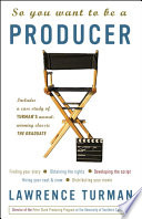 So You Want to Be a Producer Book