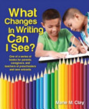 What Changes in Writing Can I See