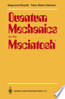 Quantum Mechanics on the Macintosh®