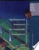 Environmental Assessment for Sustainable Development