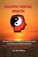Holistic Mental Health