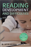 Reading Development and Difficulties