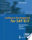 Software Development for SAP R/3®
