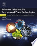 Advances in Renewable Energies and Power Technologies Book