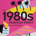 1980s Fashion Print