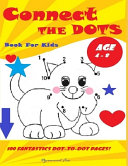 Connect The Dots Book For Kids Ages 4   8