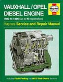 Vauxhall Opel Diesel Engine Service and Repair Manual