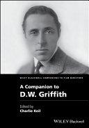 A Companion to D. W. Griffith Pdf/ePub eBook