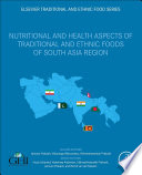 Nutritional and Health Aspects of Food in South Asian Countries Book