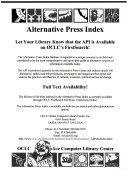 Alternative Press Index