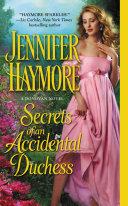 Secrets of an Accidental Duchess ebook