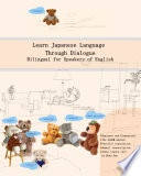 Learn Japanese Language Through Dialogue Book PDF