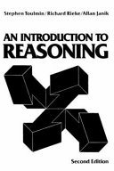 An Introduction To Reasoning Book PDF