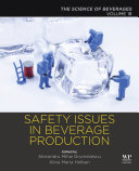 Safety Issues in Beverage Production