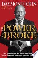 The Power of Broke Book