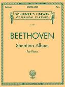 Sonatina Album for Piano