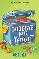 Goodbye, Mr. Terupt Pdf/ePub eBook