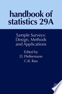 Sample Surveys  Design  Methods and Applications