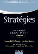 Stratégies - 3e éd