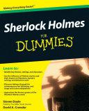 Sherlock Holmes For Dummies