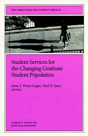 Student Services for the Changing Graduate Student Population