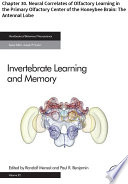 Invertebrate Learning and Memory