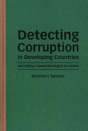 Detecting Corruption in Developing Countries Book
