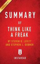 Summary of Think Like a Freak