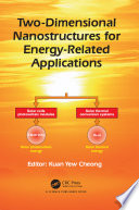 Two-Dimensional Nanostructures for Energy-Related Applications