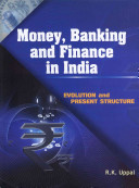 Money, Banking and Finance in India