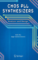 CMOS PLL Synthesizers  Analysis and Design