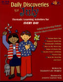 Daily Discoveries for JULY (eBook): Thematic Learning ...
