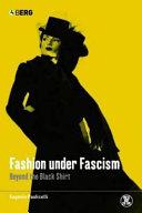Fashion under fascism