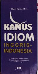 Kamus Idiom Inggris Indonesia