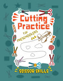 Scissor Skills Practice Cutting Book for Preschoolers