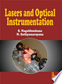 Lasers and Optical Instrumentation Book