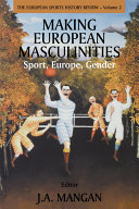 Making European Masculinities