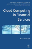 Cloud Computing in Financial Services